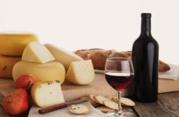 cata de vinos y quesos en sicilia