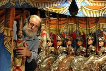 marionetas sicilianas