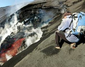 Crater del Monte Etna