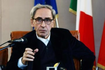 franco battiato asesor turismo sicilia