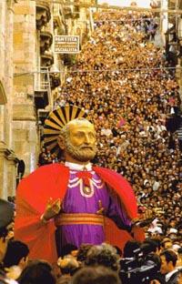semana santa en sicilia