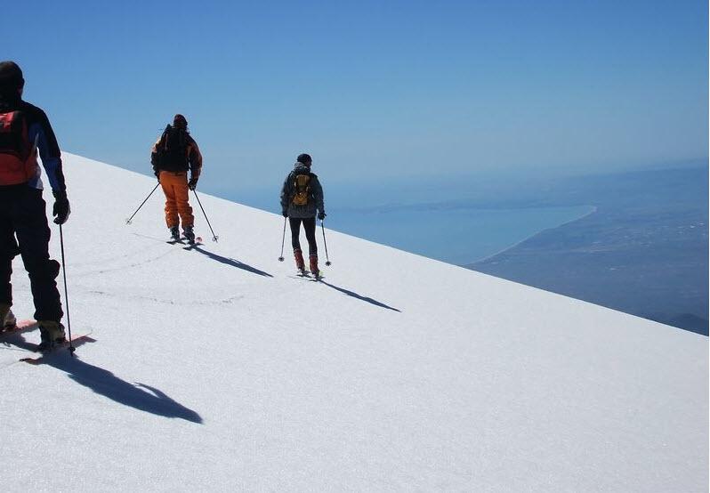 esquiar etna sicilia