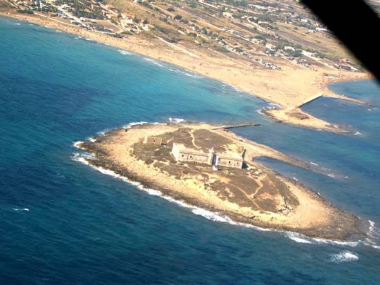 isola delle correnti - portopalo, sicilia