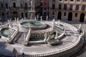 fontana pretoria en palermo