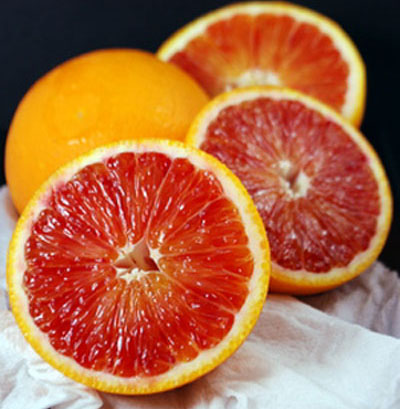 naranjas rojas de sicilia