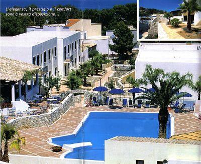 apartamento con piscina en sicilia san vito lo capo