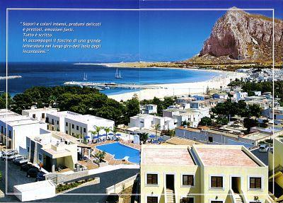 apartamento con vista playa en sicilia san vito lo capo