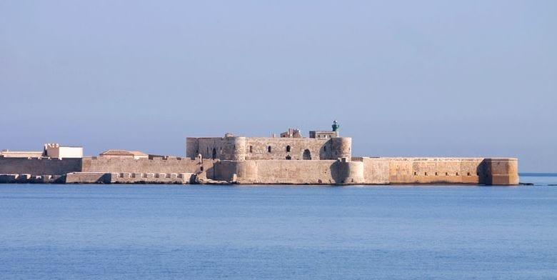 castillo maniace siracusa