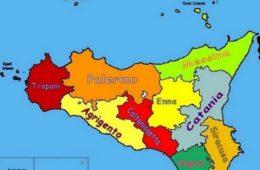 guia viaje sicilia mapa