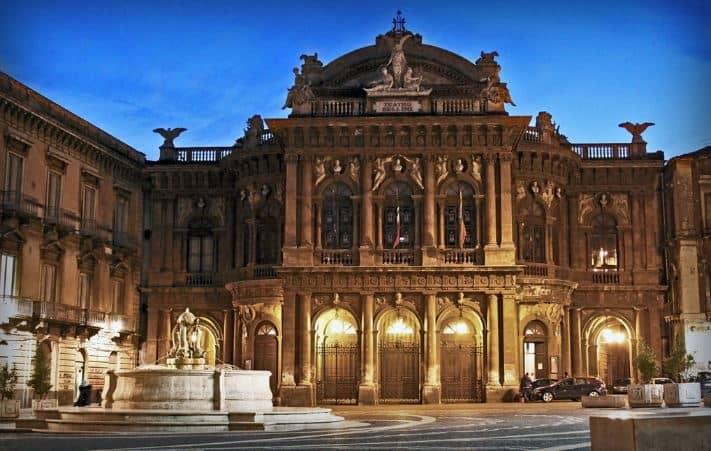 teatro bellini de catania