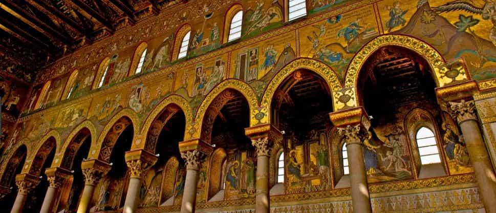 catedral monreale sicilia