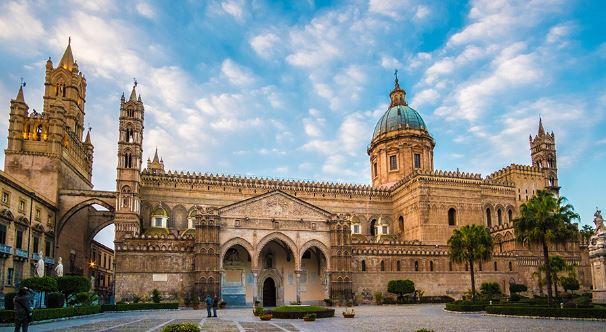 catedral de palermo en sicilia
