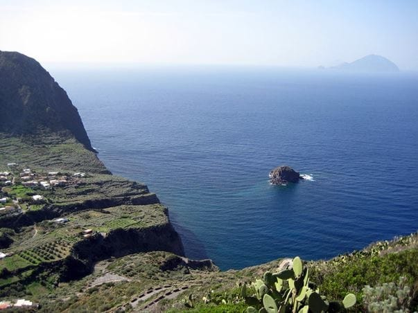 pollara salina eolias sicilia