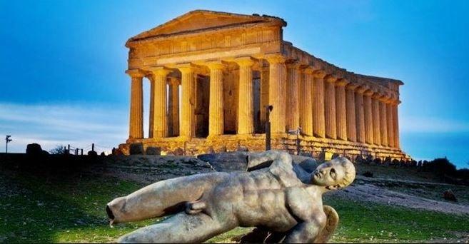 valle de los templos agrigento sicilia
