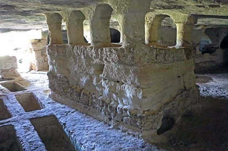 cuevas trabacche ragusa ibla sicilia